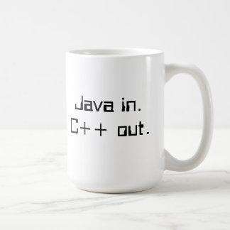 C++ Taza del café del programador