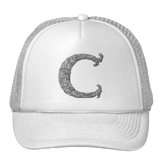 C - The Falck Alphabet (Silvery) Trucker Hat