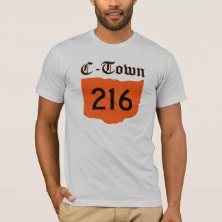 C-Town 216 T-Shirt