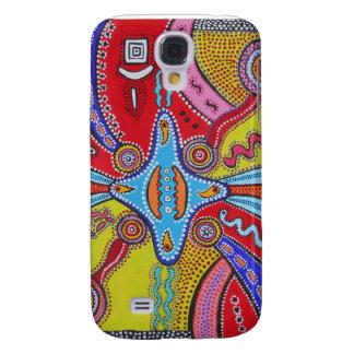 C.Tuli original Mardi Gras ®  Galaxy S4 Covers