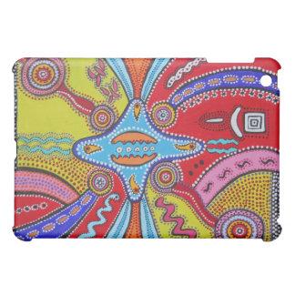 C.Tuli original Mardi Gras  Cover For The iPad Mini