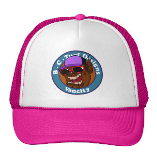 C turf design_ sasquach edition_ hat