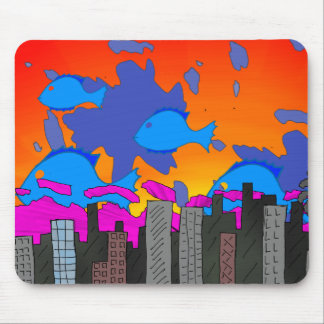 C!TY R33F MOUSE PAD