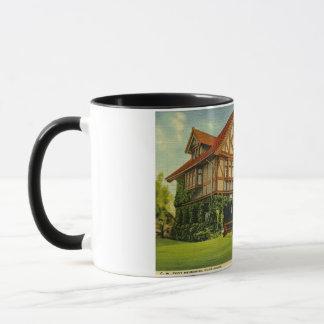 C.W. Post Clubhouse Battle Creek, Michigan Mug