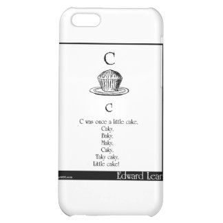 C was once a little cake iPhone 5C cases