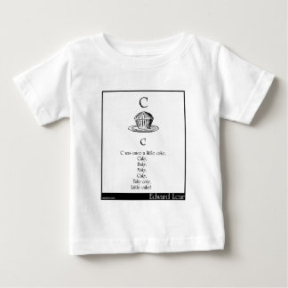 C was once a little cake tee shirt