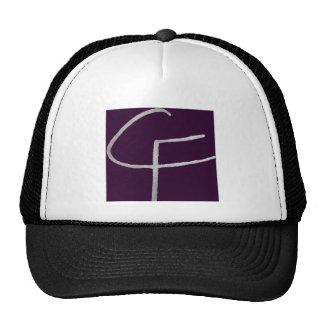 C y F iniciales Gorro
