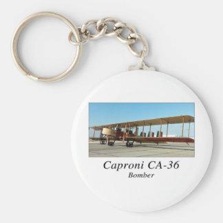 CA36 LLAVERO REDONDO TIPO PIN