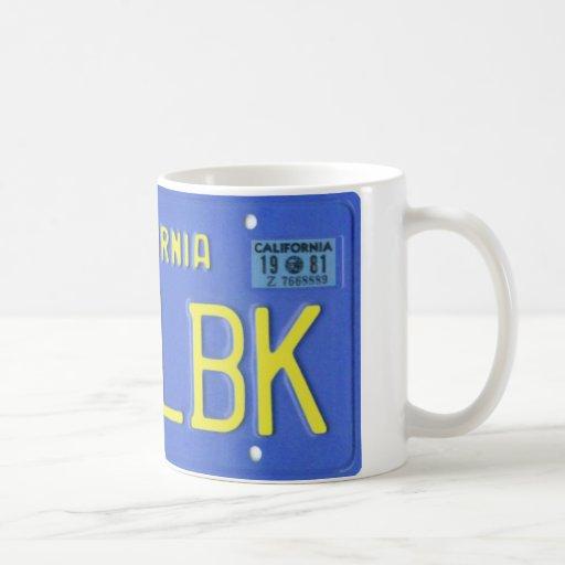 CA81 COFFEE MUG