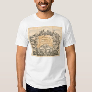 CA. Agricultural Society Certificate (0058A) T Shirt