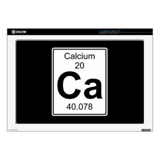 Ca - Calcium Laptop Decal