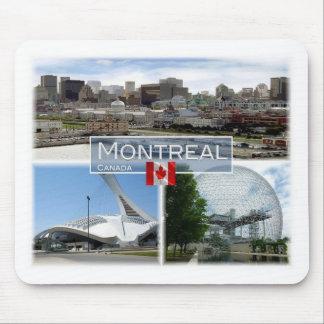CA  Canada - Montreal - Old Port - Biodôme Mouse Pad