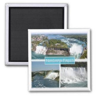 CA * Canada - Niagara Falls Usa Magnet