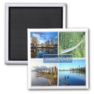 CA * Canada - Vancouver Magnet