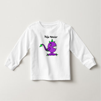 CA- Cartoon Tickle Monster Shirt