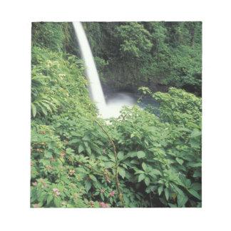 CA Costa Rica Cascada e impatients de La Paz Blocs