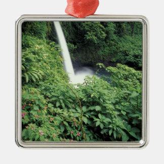 CA Costa Rica Cascada e impatients de La Paz Ornamento Para Reyes Magos