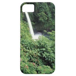 CA Costa Rica Cascada e impatients de La Paz iPhone 5 Protectores