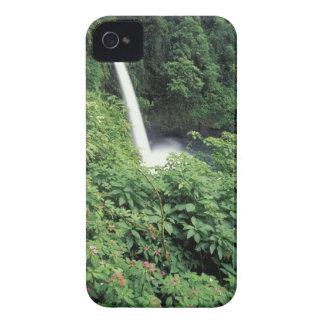 CA Costa Rica Cascada e impatients de La Paz iPhone 4 Protectores