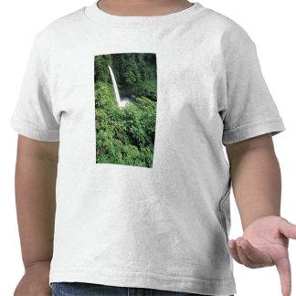 CA Costa Rica Cascada e impatients de La Paz Camiseta