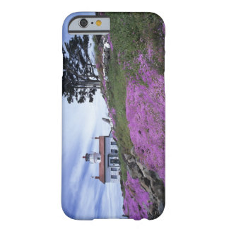 CA, Crescent City, Battery Point lighthouse with Barely There iPhone 6 Case