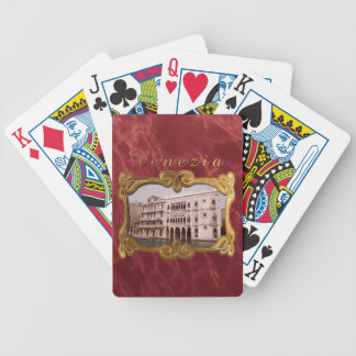 Ca' D'Oro Bicycle Playing Cards