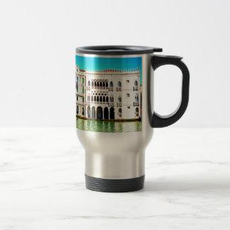 Ca' D'Oro Palace Travel Mug