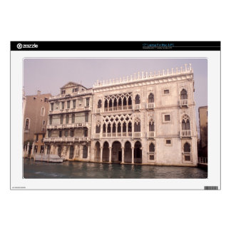 "Ca' D'Oro Palace | Venice, Italy 17"" Laptop Skins"