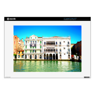 Ca' D'Oro Palace | Venice, Italy Decal For Laptop