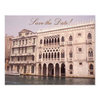 Ca' D'Oro Save-the-Date Cards