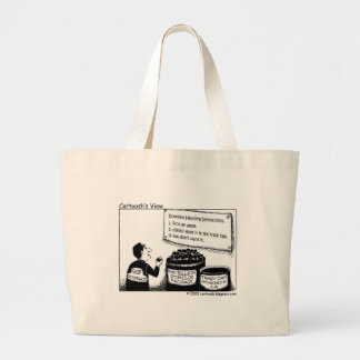 CA: Give Me Your Unwanted Stimulus Money Jumbo Tote Bag