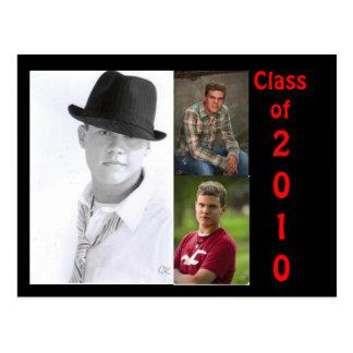 CA Graduation 2010 - Template 1 Postcard