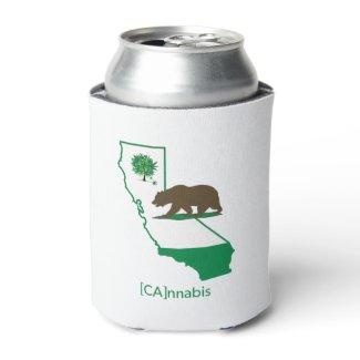 [CA]nnabis Beer Coozie