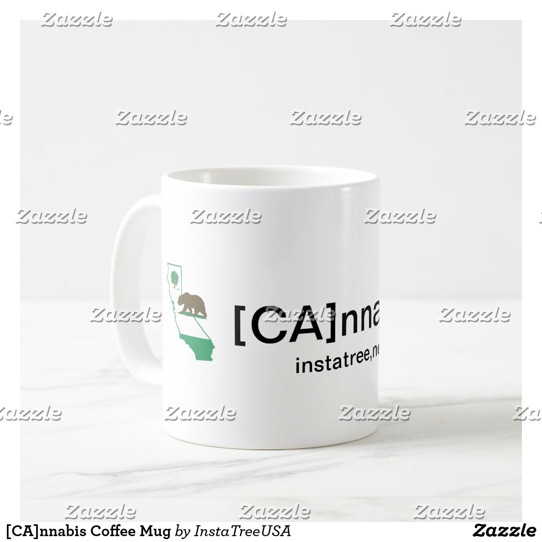 [CA]nnabis Coffee Mug