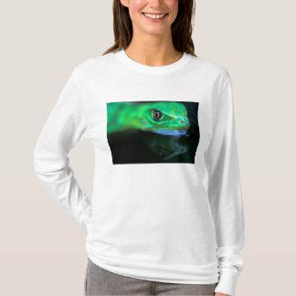 CA, Panama, Barro Colorado Island, baby Green T-Shirt