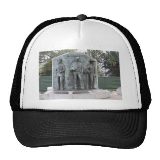 CA Peace Officer Memorial Trucker Hat