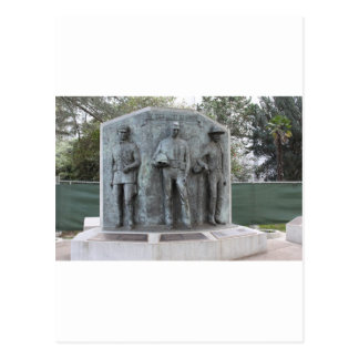 CA Peace Officer Memorial Postcard