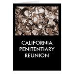 CA Pen reunion card