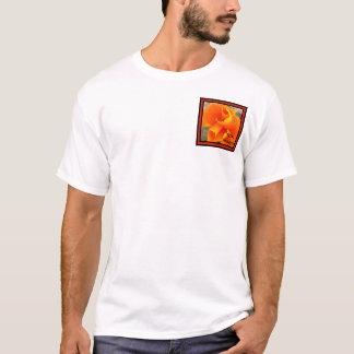 "CA Poppy ""Heart"" T-Shirt"