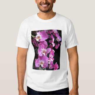 CA- Purple Orchid Floral Shirt