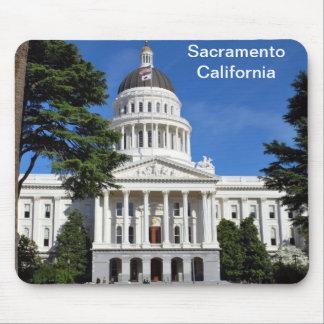 CA state capitol building - Sacramento Mouse Pad