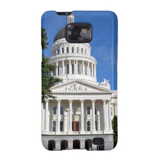 CA state capitol building - Sacramento Samsung Galaxy S2 Case