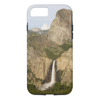CA, Yosemite NP, Bridalveil Falls iPhone 8/7 Case