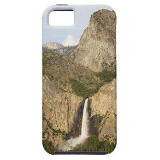CA, Yosemite NP, Bridalveil Falls iPhone SE/5/5s Case