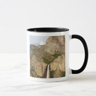 CA, Yosemite NP, Bridalveil Falls Mug