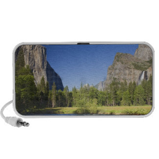 CA, Yosemite NP, Valley view with El Capitan, Portable Speakers