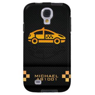 Cab Company Taxi Driver Samsung Galaxy S4 Case