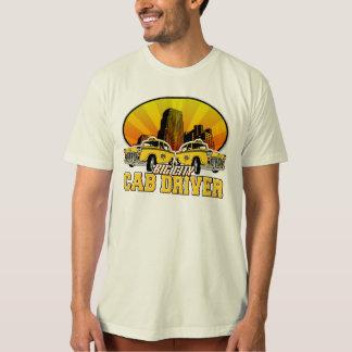 Cab Driver Organic T-Shirt