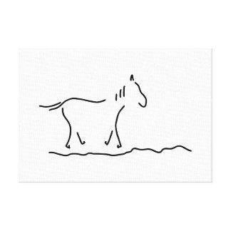 cabalgan pferd wildpferd