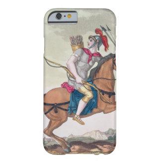 """Caballería Archer, de """"L'Antica Roma"""", 1825 (color Funda Para iPhone 6 Barely There"""